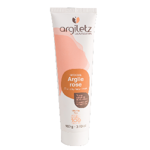Masque à l'argile Rose